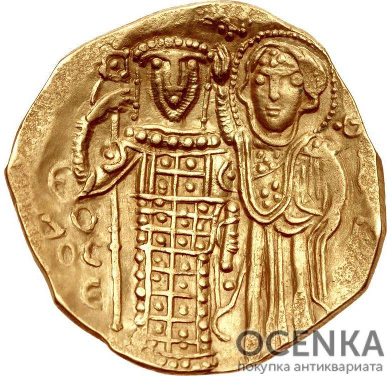 Золотой иперпир Византии, Феодор II Дука Ласкарис, 1254-1258 год - 1