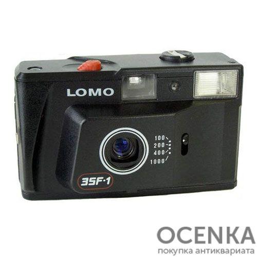 Фотоаппарат Зенит-35F1 ЛОМО 1990-1991 год