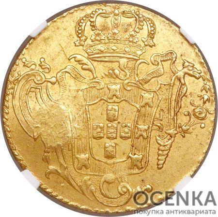 Золотая монета 20 Ливров (20 Livres) Франция - 5