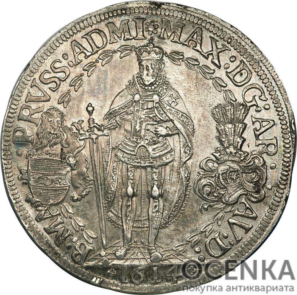 Серебряная монета 3 Талера (3 Thaler) Германия - 5