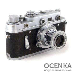 Фотоаппарат Зоркий-2С КМЗ 1954-1960 год