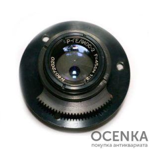Объектив Гелиос-2, 2.0/45 мм