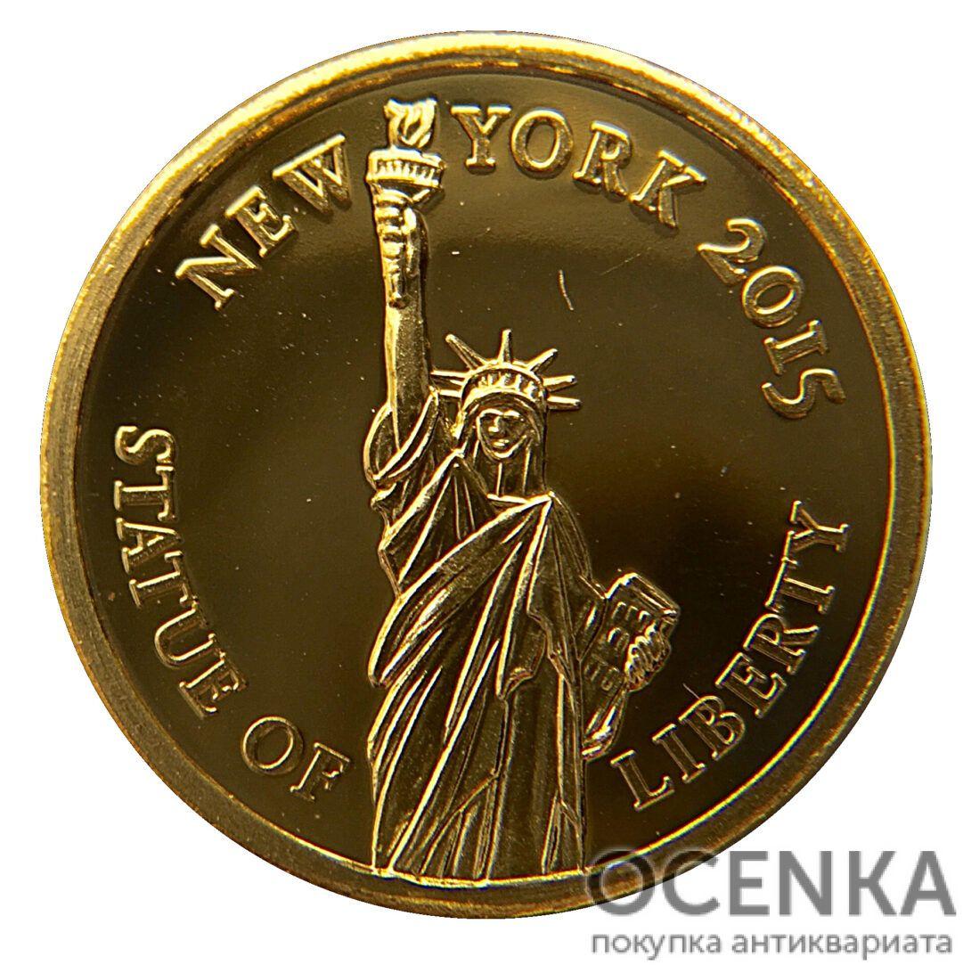 Золотая монета 100 Франков (100 Francs) Бурунди - 4
