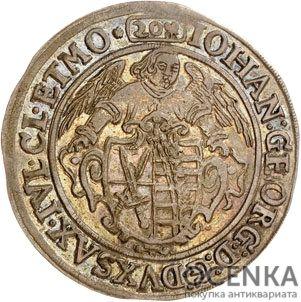 Серебряная монета 20 Грошей (20 Groschen) Германия - 1