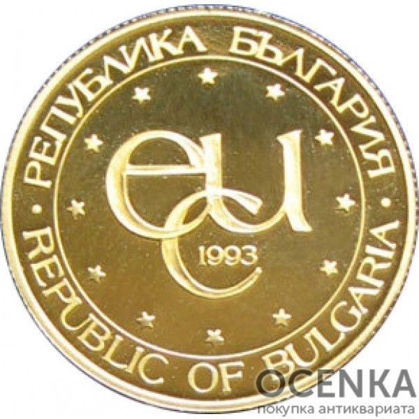 Золотая монета 5000 Левов (5000 Leva) Болгария - 1