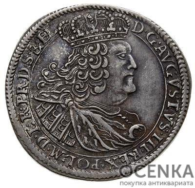 Серебряная монета Грош Средневековой Польши - 5