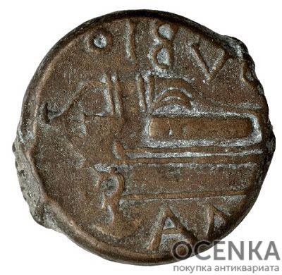 Медная монета Обол Северного Причерноморья