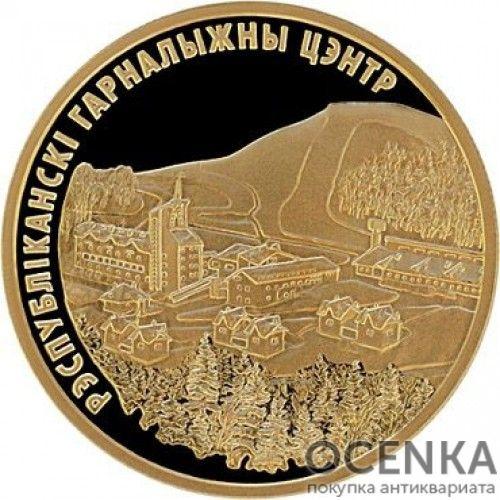 Золотая монета 200 рублей Белоруссии - 2