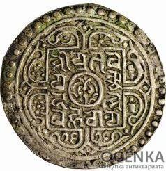 Серебряная монета 1 Тангка (1 Tangka) Китай - 2