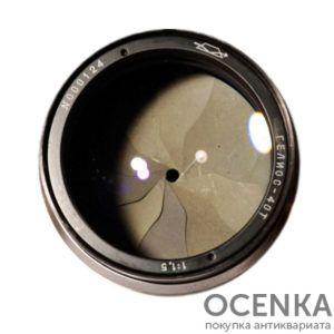 Объектив Гелиос-40-Т, 1.5/85 мм