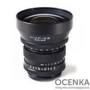 Объектив Мир-3Б (Мир-3В) 3.5/65 мм