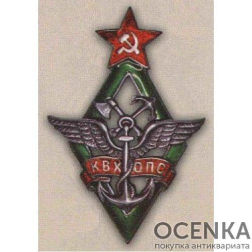 Курсы воздухоплаванья. С 1918 – 22 гг.