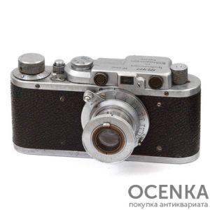 Фотоаппарат ФЭД 1934-1955 год
