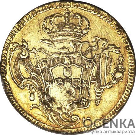Золотая монета 22 Ливра (22 Livres) Франция - 5