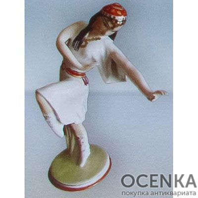 Статуэтка Татарский танец