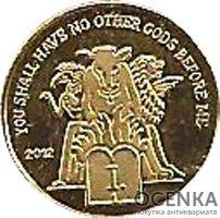 Золотая монета 1500 Франков (1500 Francs) Камеруна - 5