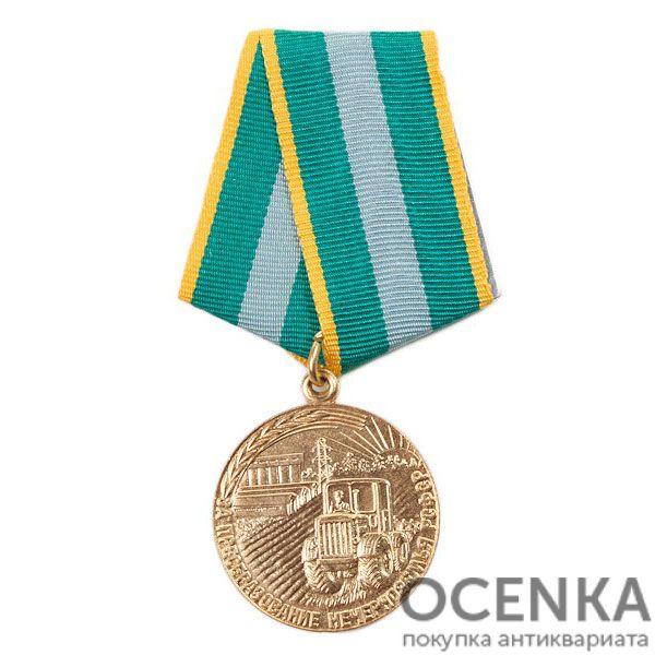 Медаль За преобразование Нечерноземья РСФСР