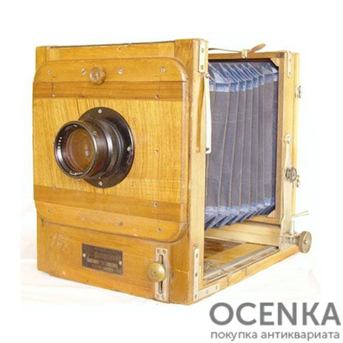 Фотоаппарат ФКД 13×18 1930-1987 год