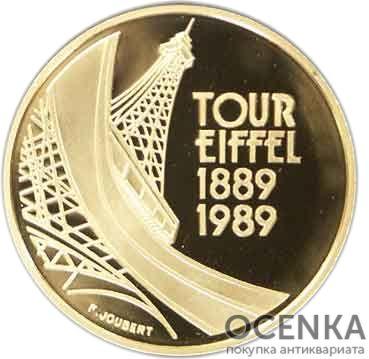 Золотая монета 5 Франков (5 Francs) Франция - 7