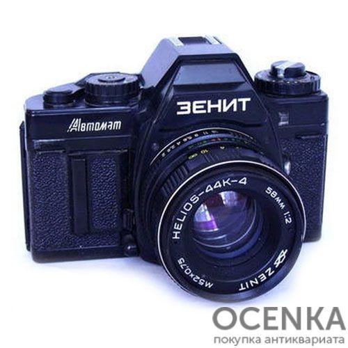 Фотоаппарат Зенит-Автомат КМЗ 1984-1992 год