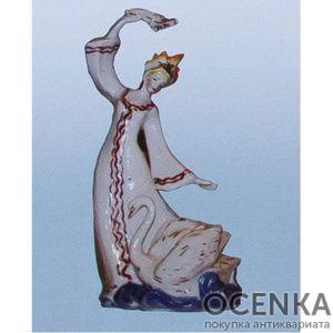 Статуэтка Царевна-Лебедь