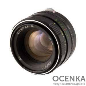 Объектив Зенитар-М 1.7/50 мм