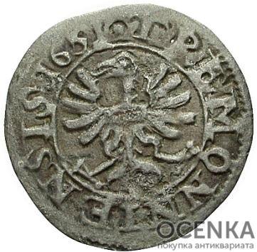 Серебряная монета 6 Пфеннигов (6 Pfennig) Германия - 3