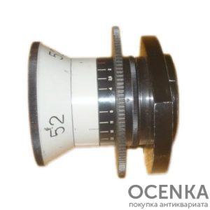 Объектив Эра 1-Т 1.8/52 мм