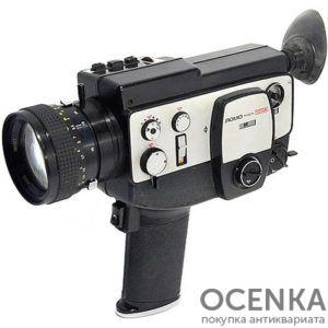 Объектив Вариогоир-2 8 мм на камере ЛОМО-220