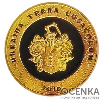 Медаль НБУ Даниил Апостол 2010 год - 1