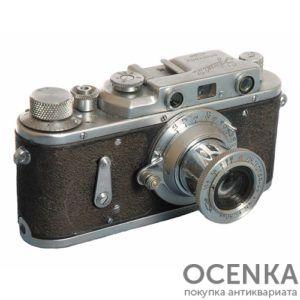 Фотоаппарат Зоркий-2 КМЗ 1954-1956 год