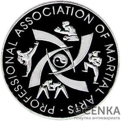 Медаль НБУ Професиональные виды единоборств 2000-2002 год - 1