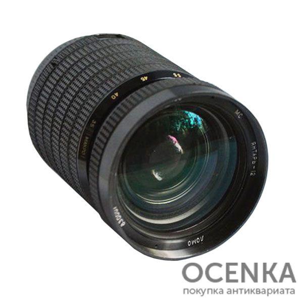 Объектив Янтарь-12 3.5/35-100 мм