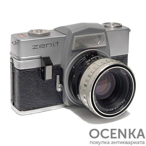 Фотоаппарат Зенит-7 КМЗ 1967-1971 год