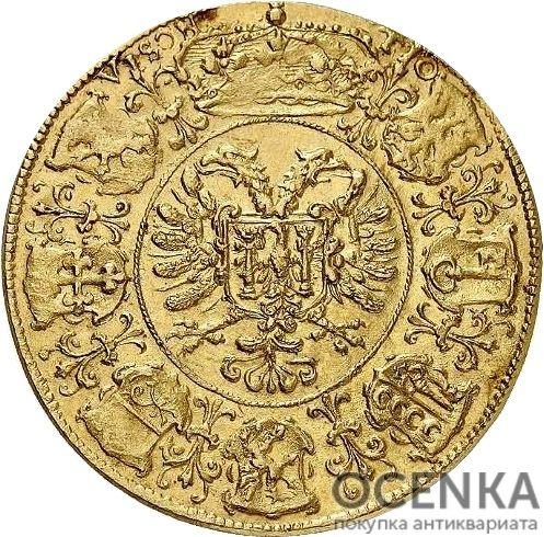 Золотая монета 2 Дуката (2 Ducats) Франция