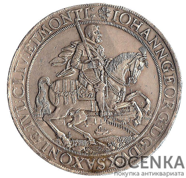 Серебряная монета 3 Талера (3 Thaler) Германия - 3