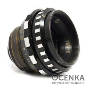 Объектив Мир-11 2.0/12.5 мм