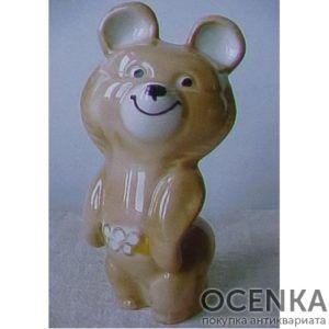 Статуэтка Олимпийский медведь