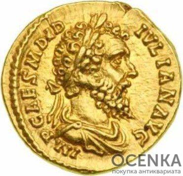 Золотой ауреус, Цезарь Марк Дидий Север Юлиан Август, 193 год