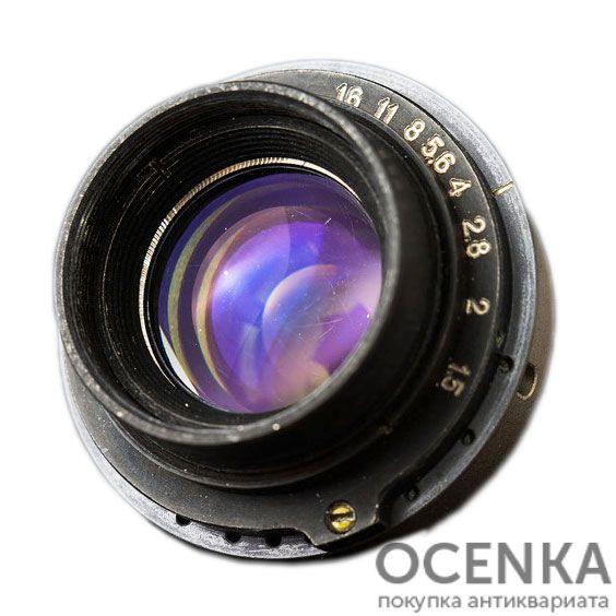 Объектив Эра 21-Т 1.5/25 мм