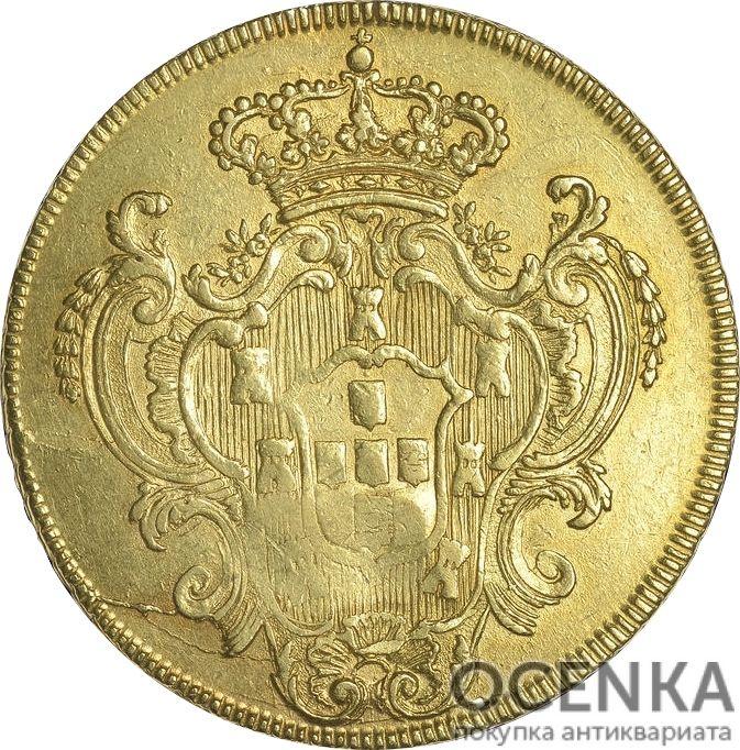 Золотая монета 22 Ливра (22 Livres) Франция - 1
