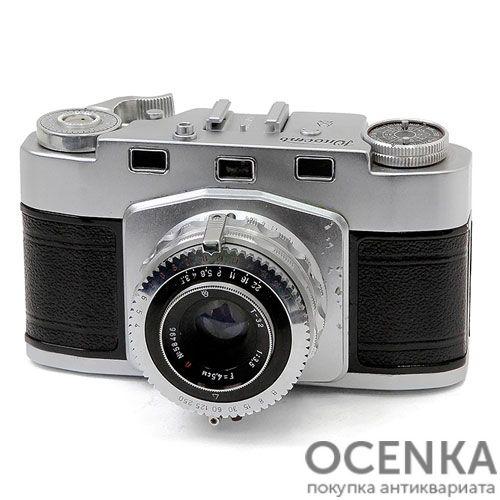Фотоаппарат Юность ГОМЗ 1957-1961 год