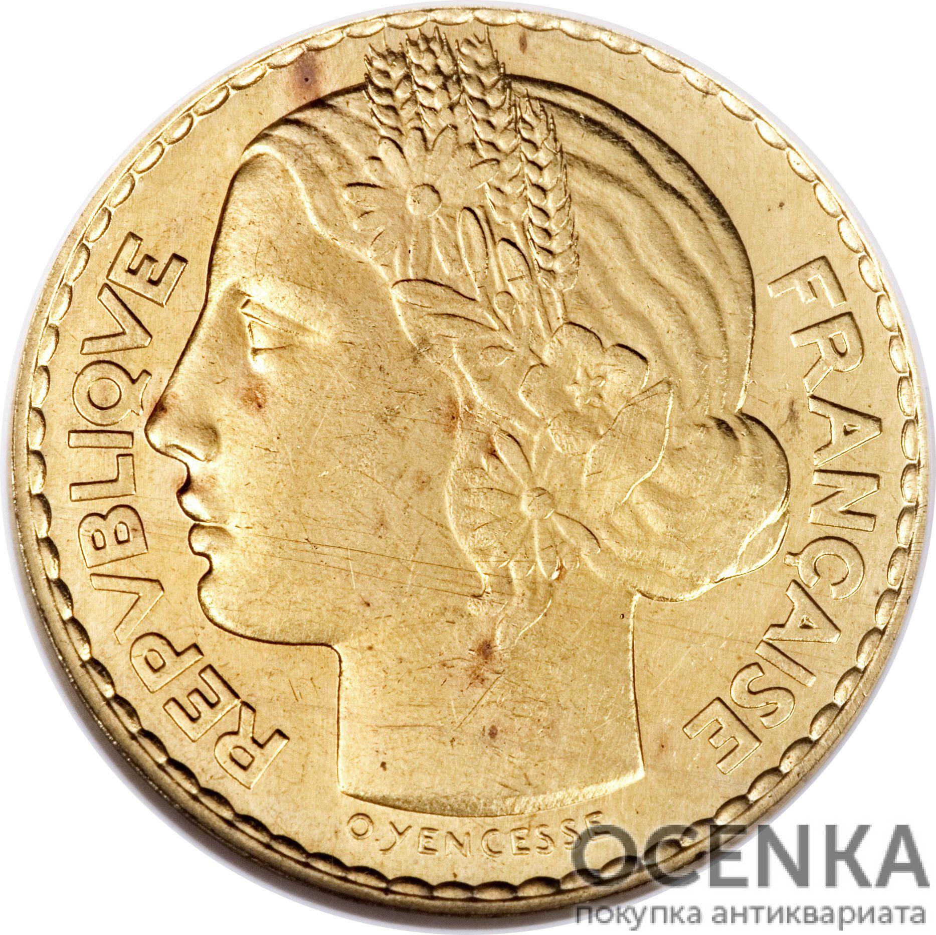 Золотая монета 100 Франков (100 Francs) Франция - 9