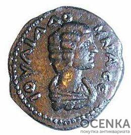 Медная монета Тетрассарий Северного Причерноморья - 1