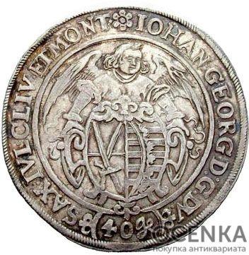 Серебряная монета 40 Грошей (40 Groschen) Германия - 1