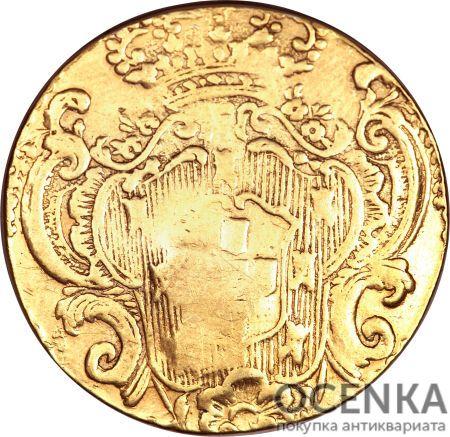 Золотая монета 20 Ливров (20 Livres) Франция - 3