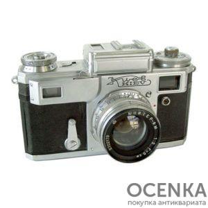 Фотоаппарат Киев-4 Арсенал 1957-1959 год