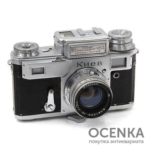 Фотоаппарат Киев-3А Арсенал 1956-1958 год