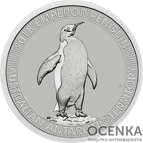 Платиновая монета 30 долларов Австралии - 1