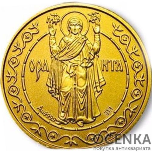 500 гривен 1996 год Оранта - 1